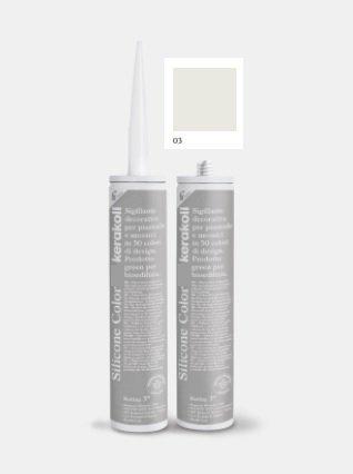 KERAKOLL Fugabella Color Silikon 310ml Kolor 03
