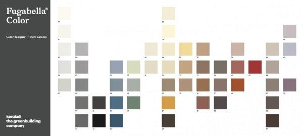 KERAKOLL Fugabella Color Fuga 3 kg Kolor 26
