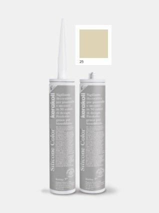 KERAKOLL Fugabella Color Silikon 310ml Kolor 25