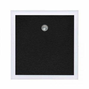 EVO BLACK Barwa Ciepła 3000K. PIR. 12V