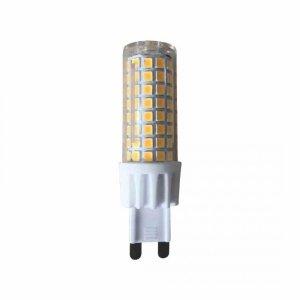 Żarówka LED 7W G9. Barwa: Ciepła