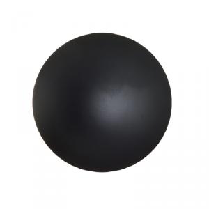 Platillo plafon duży czarny