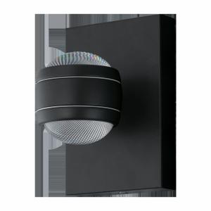 EGLO SESIMBA 94848 KINKIET LED ZEWNĘTRZNY CZARNY KULA