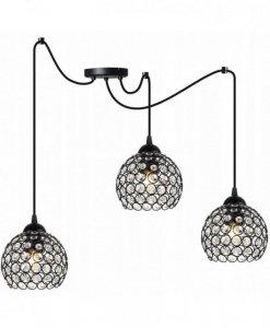 Lampa wisząca regulowana - SPIDER CRYSTAL 2220/3