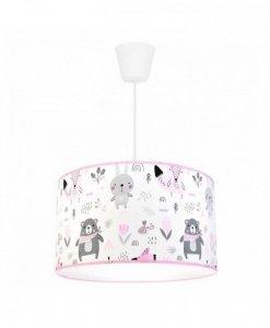 Lampa abażur dziecięca - DAISY 2270/1/35