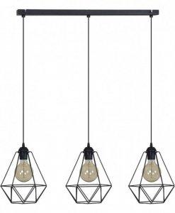 Lampa LOFT Industrialna - FUSION 1545/3
