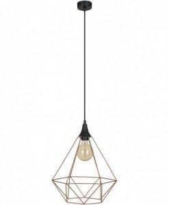 Lampa LOFT Industrialna - FUSION 1546/1/D