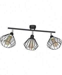 Lampa 3-płomienna LOFT Industrialna - HERMETIC 1915/3/P