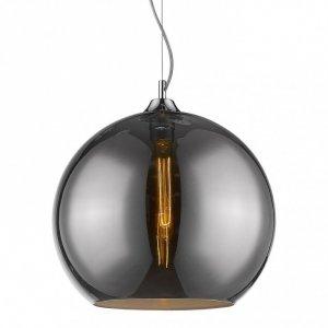 ITALUX FIXIO 7099-P-CHROME LAMPA WISZĄCA SZKLANE CHROM KULA