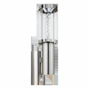 EGLO TRONO STICK 94128 KINKIET STAL NIERDZEWNA NOWOCZESNY LED  Z CZUJNIKIEM RUCHU