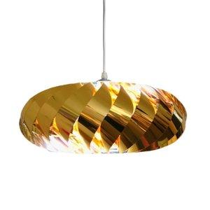 LIGHT PRESTIGE LAMPA WISZĄCA OZDOBNA ZŁOTA