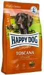Happy Dog Supreme Toscana Kaczka łosoś 1kg