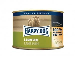 Happy Dog Lamm Puszka 100% Jagnię 200g