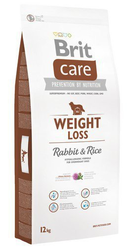 Brit Care Weight Loss Rabbit and Rice 12kg