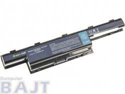 Bateria Green Cell do Acer Aspire  5710 5740 AS10D61 9 cell 11,1V