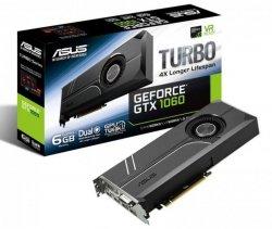 Karta VGA Asus GTX 1060 6GB GDDR5 192bit DVI+2xHDMI+2xDP PCIe3.0