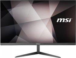 Komputer AIO MSI Pro 24X 23,5FHD /i3-7100U/4GB/1TB+SSD16GB/iHD620/W10 Silver