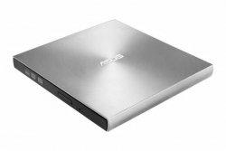 Nagrywarka DVD RW Asus SDRW-08U7M-U SILVER BOX slim zewn. USB Power2Go