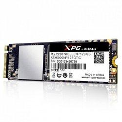 Dysk SSD ADATA XPG SX6000 128GB M.2 PCIe NVMe (730/660 MB/s) 2280, 3D NAND