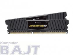 Pamięć DDR3 Corsair Vengeance LP 16GB (2x8GB) 1600MHz CL9 1,5v
