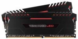 Pamięć DDR4 Corsair Vengeance LED 32GB (2x16GB) 3000MHz CL15-17-17-35 1,35V Red