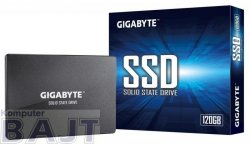 Dysk SSD Gigabyte 120GB SATA3 2,5 (500/380 MB/s) TLC, 7mm