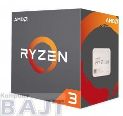Procesor AMD Ryzen 3 1300X S-AM4 3.40/3.70GHz 4x512KB 14nm BOX