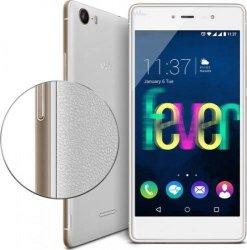 Smartfon WIKO Fever 4G 5,2 Dual SIM White/Gold Biało-złoty