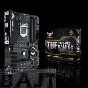 Płyta Asus PRIME TUF H370-PRO GAMING/H370/DDR4/SAT<br />A3/USB3.0/M.2/PCIe3.<br />0/s.1151/ATX