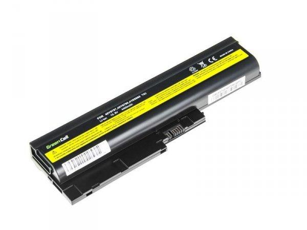 Bateria Green Cell do Lenovo T60 R60 6 cell 11,1V