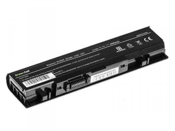 Bateria Green Cell do Dell Studio 1500 1535 1536 1537 1555 6 cell 11,1V