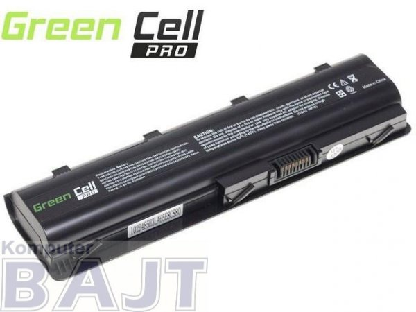 Bateria Green Cell PRO do HP CQ42 6 cell 11,1V