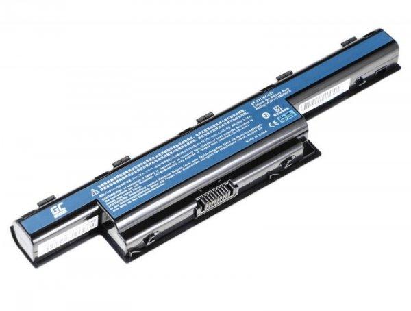 Bateria Green Cell ULTRA do Acer Aspire 5740G 5741G 6 Cell 11,1V