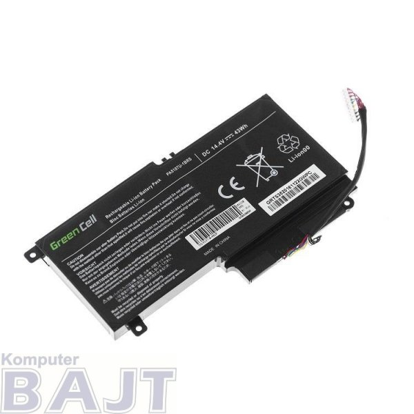 Bateria Green Cell do Toshiba Satellite L50-A L50-A-1EK 4 cell 14,8V