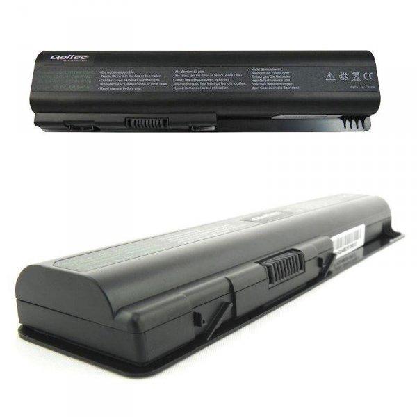 Bateria Qoltec do notebooka HP CQ40/DV4, 4400mAh,10,8-11,1V