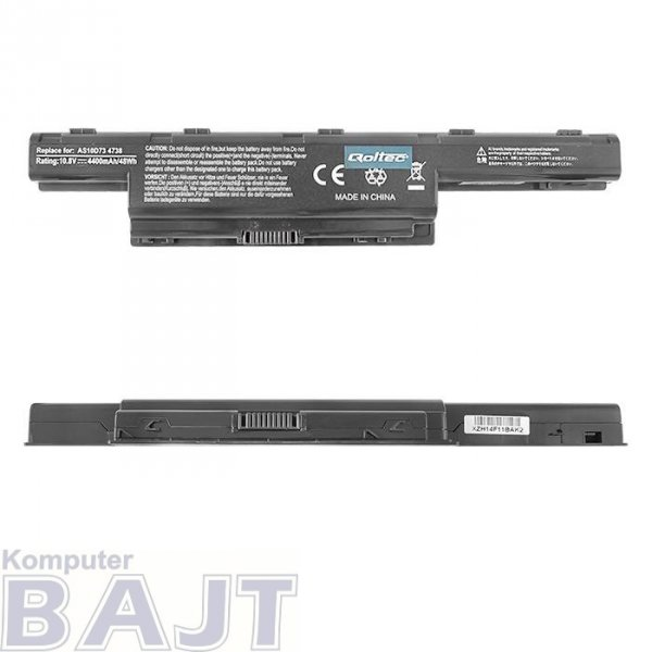 Bateria Qoltec do Acer Aspire AS10D31 4400mAh, 11,1V