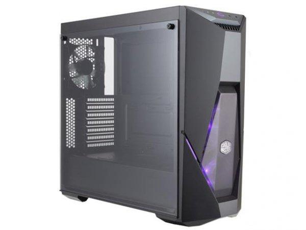 Obudowa Cooler Master MasterBox K500 Midi Tower podświetlenie RGB czarna