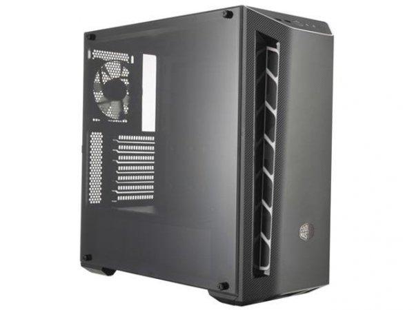 Obudowa Cooler Master MasterBox MB510L Midi Tower czarno-biała z oknem