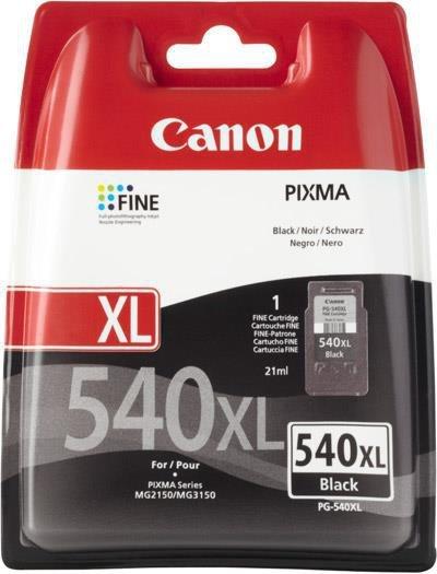 Tusz Canon PG-540XL Black blister