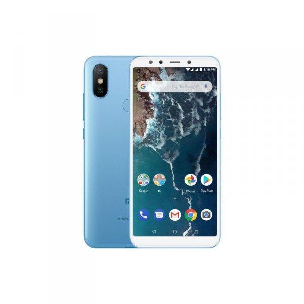"Smartfon Xiaomi Mi A2 Blue 5,99"" 64 GB Dual Sim"