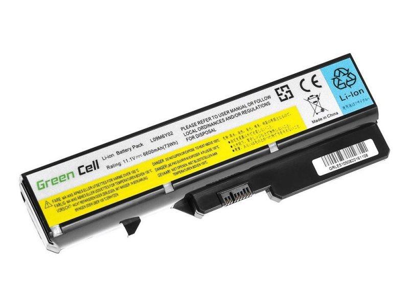 Bateria Green Cell do Lenovo IdeaPad G460 G560 B460 z560 9 cell 11,1V