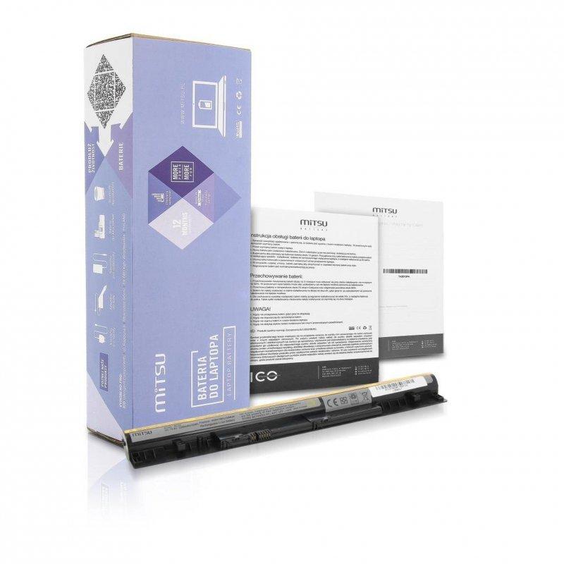 Bateria Mitsu do notebooka Lenovo IdeaPad S300, S400