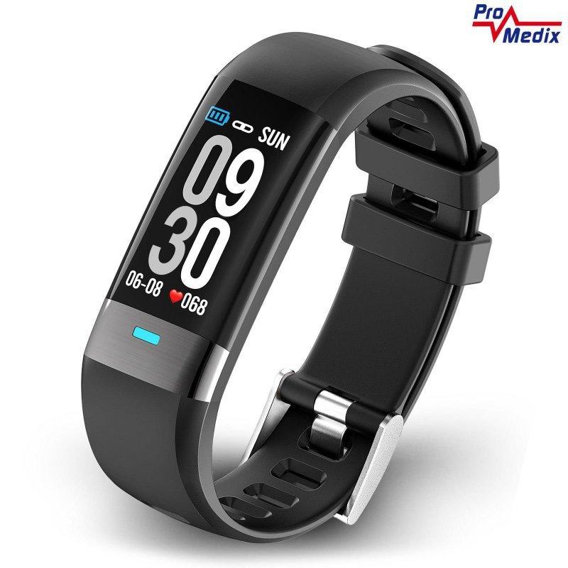 Opaska Smartband Bluetooth Puls Promedix PR-650 Fitness Tracker EKG, pulsometr