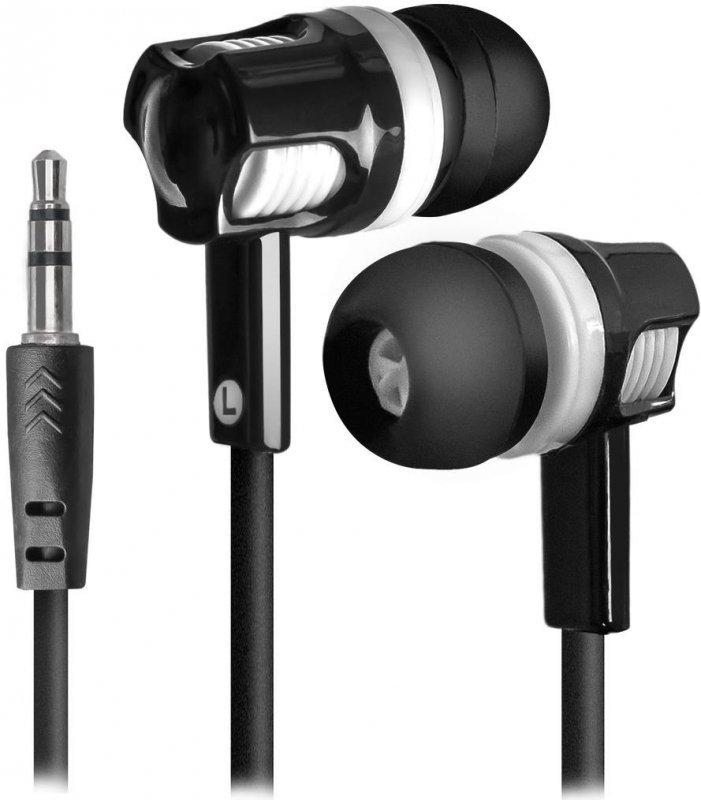 Słuchawki Defender BASIC 609 douszne czarno-białe