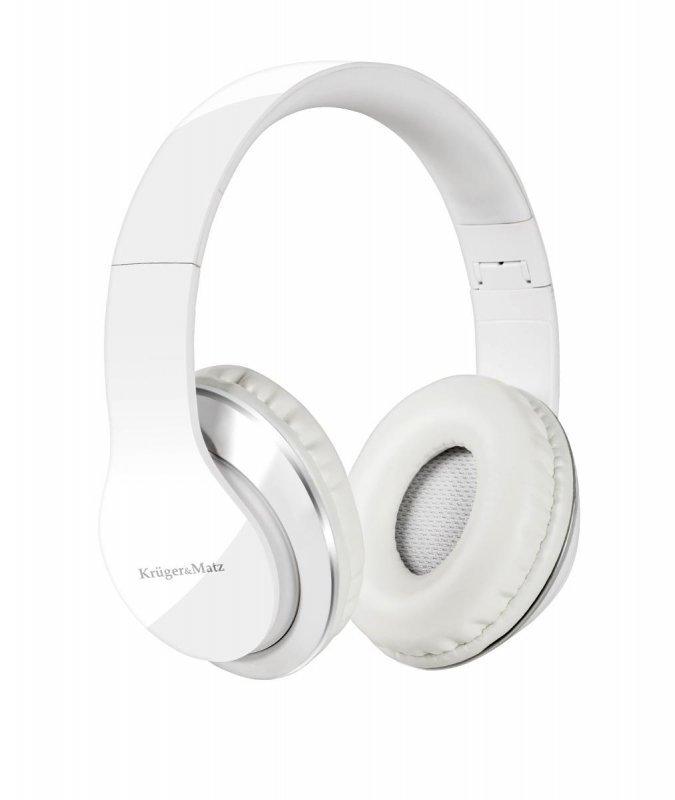 Słuchawki Kruger&Matz Street KM0631 białe