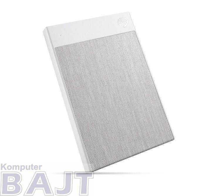 Dysk zewnętrzny SEAGATE BACKUP PLUS ULTRA TOUCH STHH2000402 2TB, USB Type-C, White