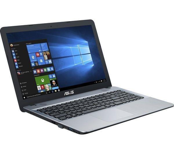 """Notebook Asus K541SA-DM691T 15,6""""FHD/N3700/4GB/1TB/DVD/iHD/W10 Silver-Black"""