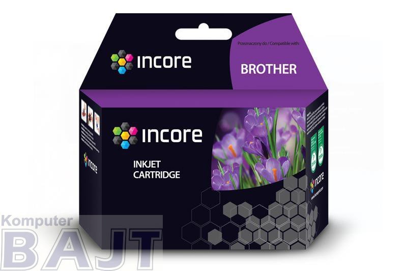 Tusz INCORE do Brother (LC123M) Magenta 15 ml