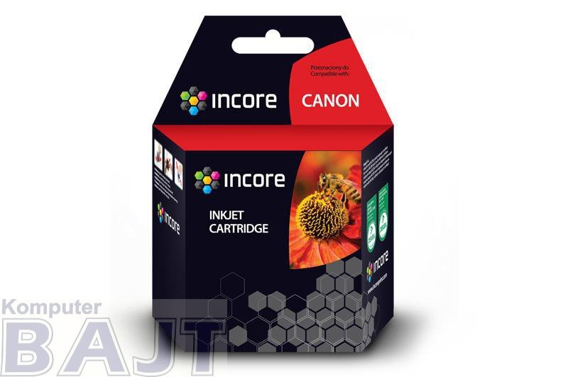Tusz INCORE do Canon (CLI-571XL) Yellow 15ml