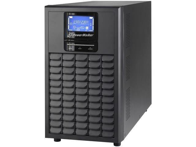 Zasilacz awaryjny UPS Power Walker On-Line 3000VA 4X IEC OUT, USB/RS-232,